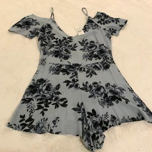 Kendall and Kylie Romper. Size S. New with Tags